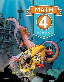 Math 4 Student Worktext 4th Edition