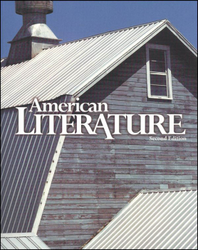 American Literature Student Text 2nd Edition