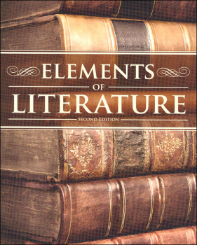 Elements of Literature Student 2nd Edition - copyright update