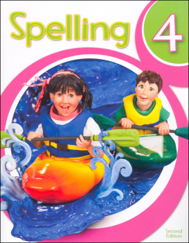 Spelling 4 Student Worktext 2nd Edition (copyright update)