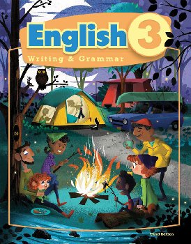 English 3 Student Worktext 3rd Edition