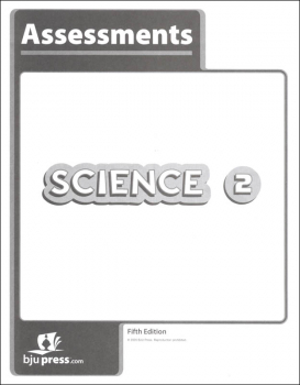Science 2 Assessments 5th Edition