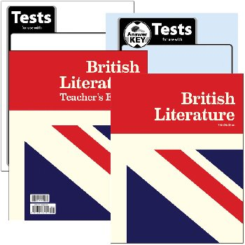 British Literature Home School Kit 3rd Edition