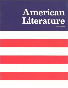 American Literature Student Text 3rd Edition (new paper)