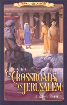 Crossroads in Jerusalem (Choose Your Journey)