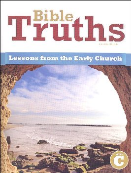 Bible Truths C Student Worktext 4th Edition (new paper)