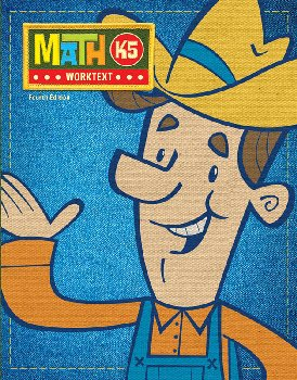Math K5 Student Worktext 4th Edition (copyright update)