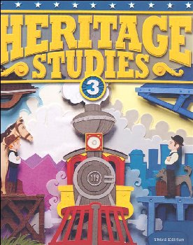 Heritage Studies 3 Student Text 3rd Edition (copyright update)