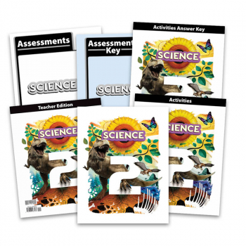 Science 2 Home School Kit 5th Edition