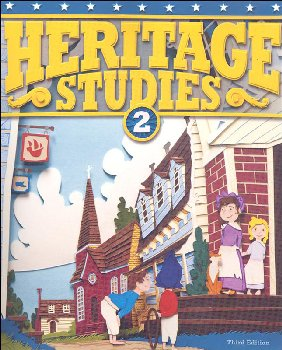 Heritage Studies 2 Student Text 3rd Edition (copyright update)