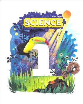 Science 1 Student Text 4th Edition (copyright update)