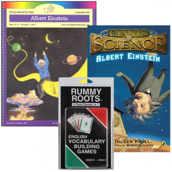 Albert Einstein Literature Unit Package