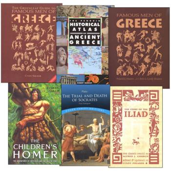 Ancient Greece Study Package