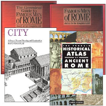Ancient Rome Study Package