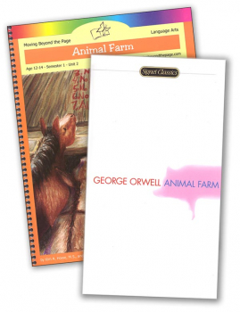 Animal Farm Literature Unit Package