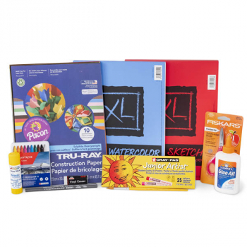 ARTistic Pursuits K-3 Volume 1 Supply Starter Bundle
