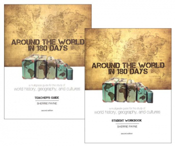 Around the World in 180 Days SET Tchr & Wrkbk