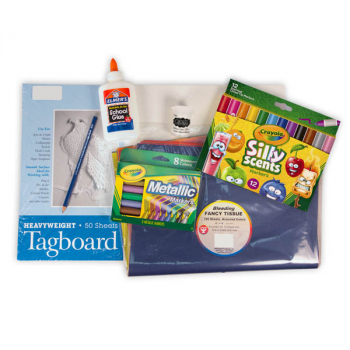 Art Through the Year Season 2 Lesson #1 Art Supplies