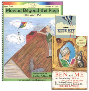 Ben and Me Literature Unit Package