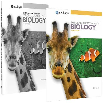 Exploring Creation with Biology 3rd Edition Set