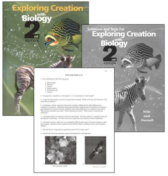 Exploring Creation w/ Biology SET