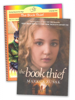 Book Thief Literature Unit Package