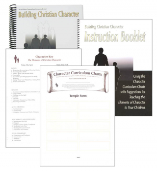 Building Christian Character Set