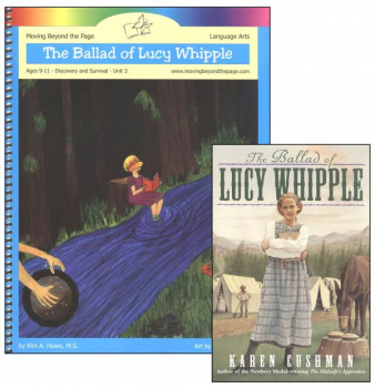 Ballad of Lucy Whipple Literature Unit Package
