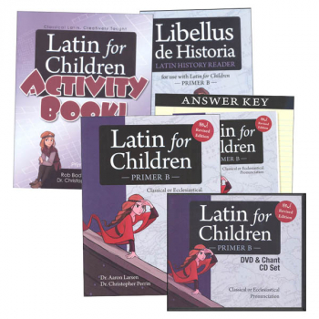 Latin for Children Primer B Mastery Bundle