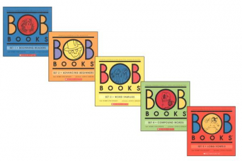 Bob Books in Color - All Five Sets