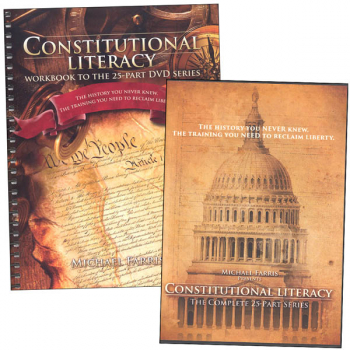 Constitutional Literacy Workbook & DVD SET