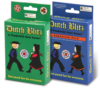 Dutch Blitz with Expansion Set