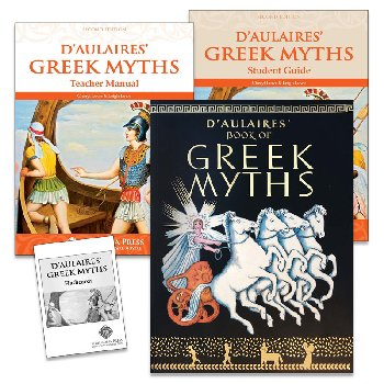 D'Aulaires Greek Myths Set
