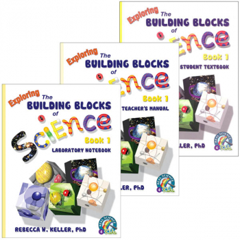 Exploring the Building Blocks of Science Book 1 Bundle (Hardcover)