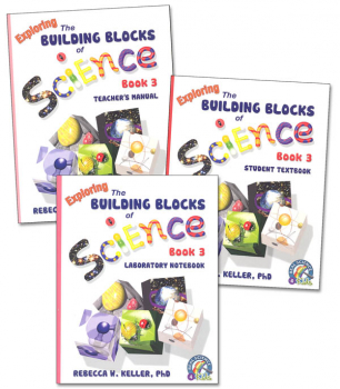 Exploring the Building Blocks of Science Book 3 Bundle (Softcover)