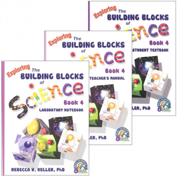 Exploring the Building Blocks of Science Book 4 Bundle (Hardcover)