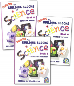 Exploring the Building Blocks of Science Book 4 Bundle (Softcover)