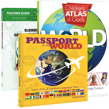 Elementary Geography & Cultures Package