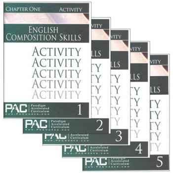 English II: Language Skills Activities Package (Chapters 1-5)