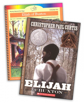 Elijah of Buxton Literature Unit Package
