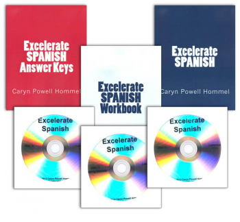 Excelerate Spanish Complete Curriculum