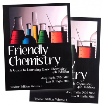 Friendly Chemistry Classroom Teacher Set 4th Edition