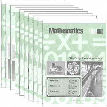 Functions & Trigonometry LightUnit Set 1201-1210