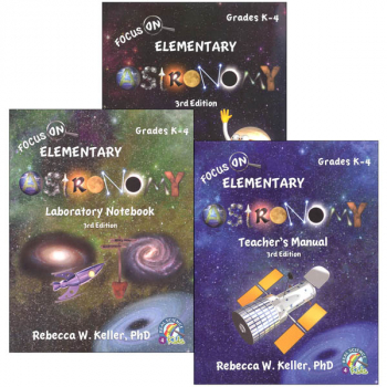 Focus On Astronomy Elementary Package (Hardcover)