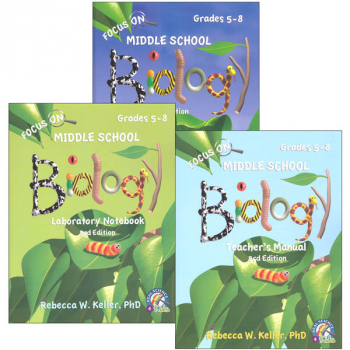 Focus On Biology Middle School Package (Hardcover)