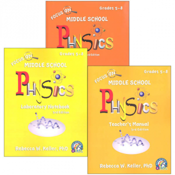 Focus On Physics Middle School Package (Hardcover)