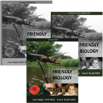 Friendly Biology Secular Version Set