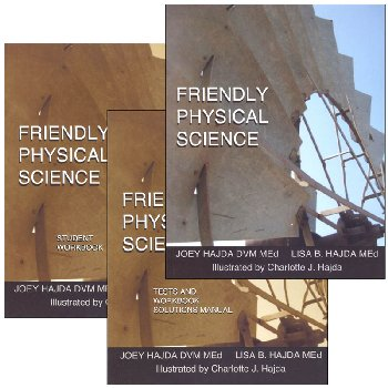 Friendly Physical Science Set