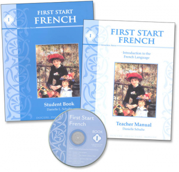 First Start French I Set