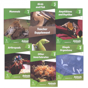 God's Design for Life for Beginners - Animals Set